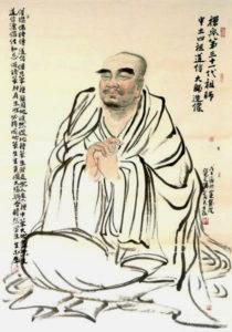 Третий Патриарх Дзэн Сосан